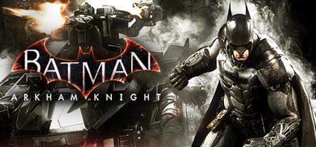 蝙蝠侠:阿克汉姆骑士